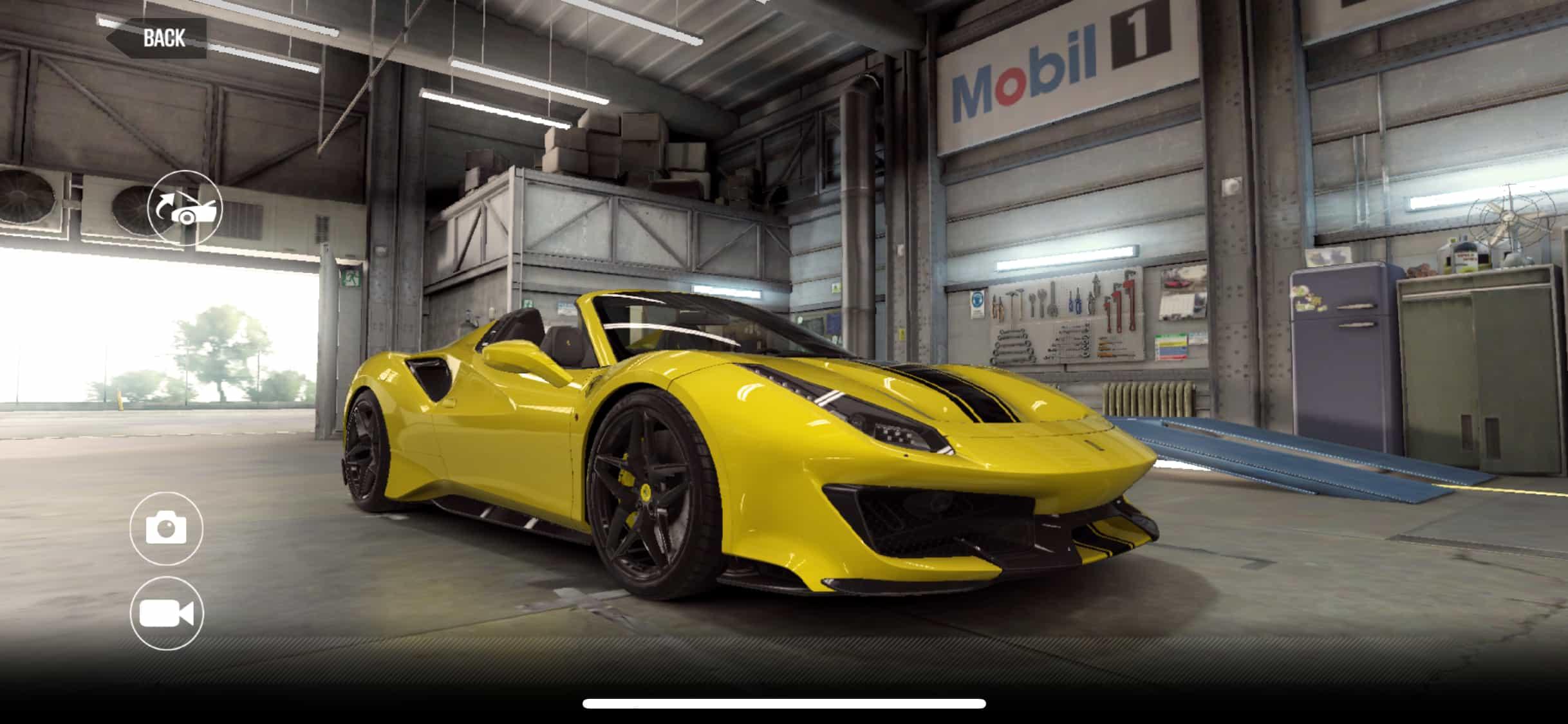 Ferrari 488 Pista Spider Csr2 Tune And Shift Pattern