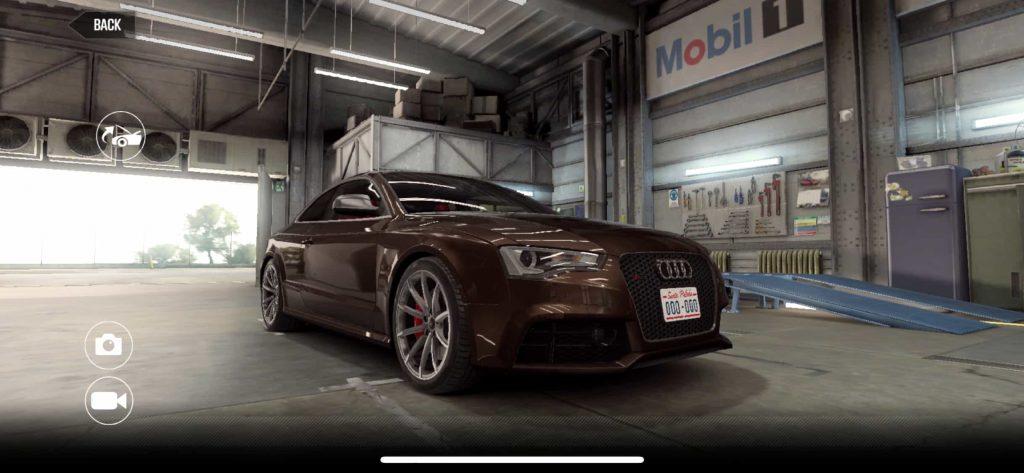 Audi RS5 Coupe CSR2