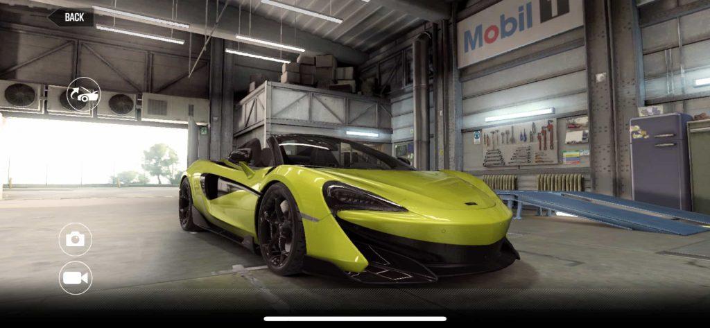 McLaren 600LT Spider CSR2