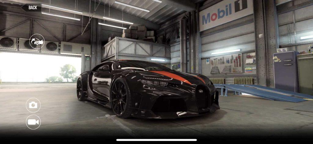 Bugatti Chiron Super Sport 300+ Front View